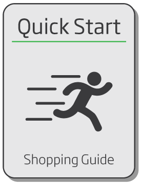 Quick Start Shopping Guide - PDF Download